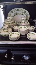 FRANCISCAN IVY DISHES