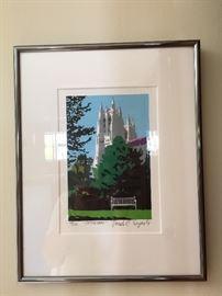 "Joseph Craig English ""Cathedral"""