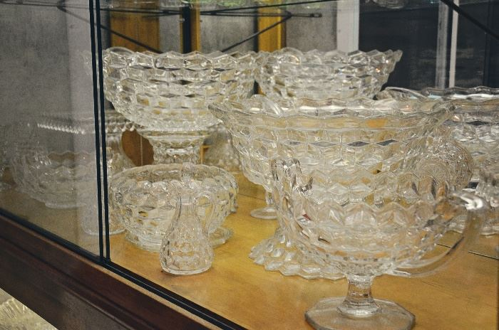 "Foster American 14"" Punch Bowls"