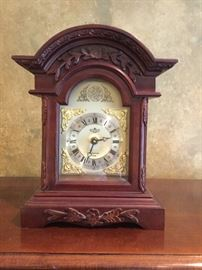 Dea westminster chime mantle clock