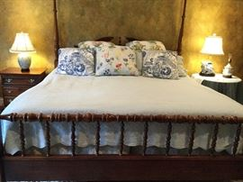 American drew king bed