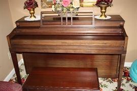Nice well tuned Hudson Piano