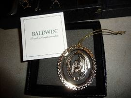 BALDWIN ORNAMENT