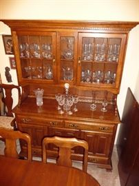 ANOTHER VIEW OF CHINA CABINET