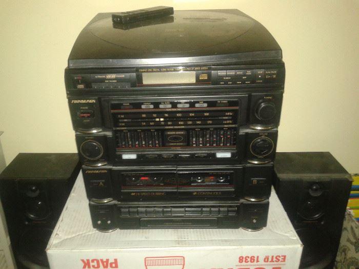 CD Stereo