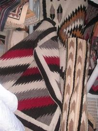 American Indian rugs..large collections..in very good condiltlion