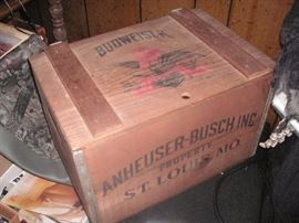 Anheuser Busch Inc vintage