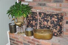 Great vintage copper vessels!