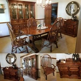 Bernhardt Dining room set