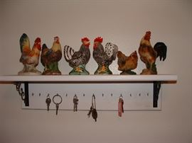 Part of the chickens collection