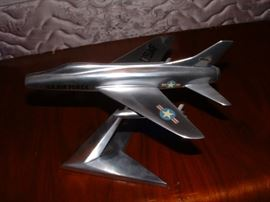 metal airplane