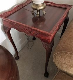 Vintage End Table Set