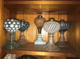 OPALESCENT LAMPS