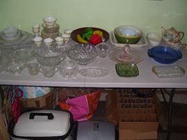 Variety of glass