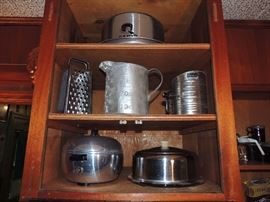 MORE vintage kitchen items
