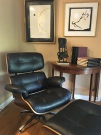 "Mid Century ""Design On A Dime"" corner"
