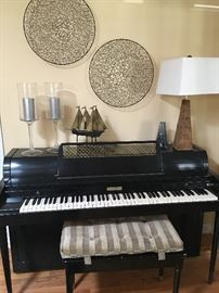 Beautiful Baldwin Upright Piano