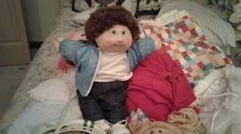 CABBAGE PATCH DOLL -BOY