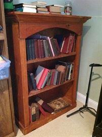 Bookcase $ 70.00