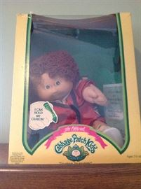 Cabbage Patch Doll in original box $ 30.00