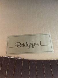 Bridgeford by Henredon open arm chair