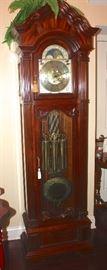 Sligh Grand Father Clock, Holland Mi.
