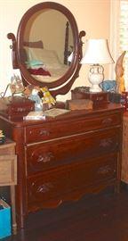 Davis Cabinet ~ Lillian Russell dresser