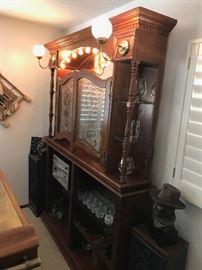Vintage Saloon Bar