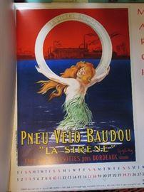 Quality Reprints of Large Vintage Litho Calendars - Vivid colors
