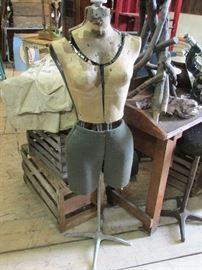 Vintage dressmakers/seamstress Form