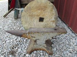Antique 123 pound Anvil