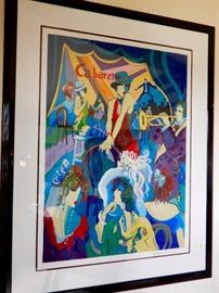 CABARET BY ISAAC MAIMON--A GREAT ONE!