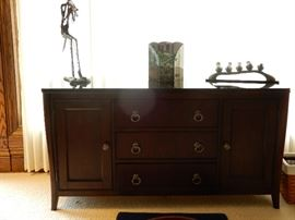 BUFFET WITH GRANITE TOP