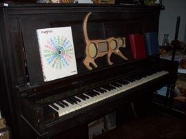 1934 Player Piano
