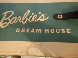 BARBIE DREAM HOUSE /STOCK NO 816 MADE IN USA / MATTEL