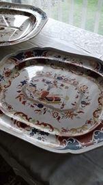 Companion platter also 22 inches