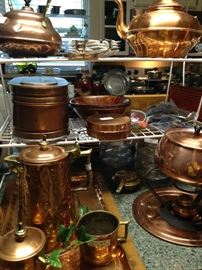 Great copper selections