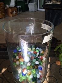 I found your marbles!!