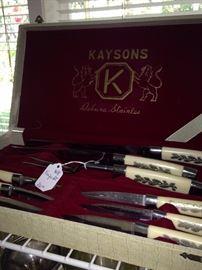 Kayson knife set