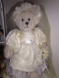 Boyd's bridal bear