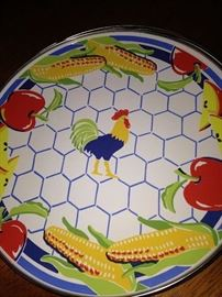 More colorful plates made exclusively for Neiman Marcus