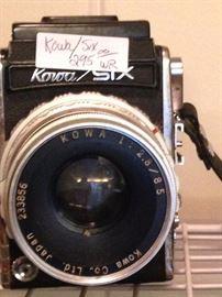 Kowa/SIX vintage camera