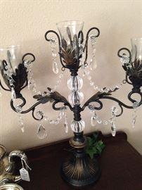 Decorative candelabra