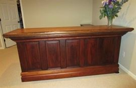 Antique General Store counter, beautiful condition!