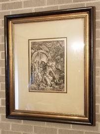 Dürer Woodcut
