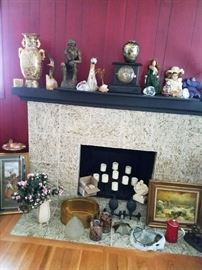 Antique Ceramics an urns