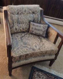 all upholstered furniture in very good condition