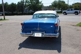 1955 Oldsmobile 98 Holiday - Fully Loaded - 58k Original Miles - 324 c.i. (5.3L) Rocket V8 Engine w/ Hydramatic Automatic Transmission