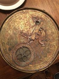Iranian Sundial