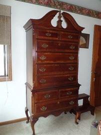 Beautiful High-Boy dresser